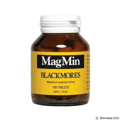BLACKMORES Magmin 500mg - 100 Tablets - Suplement Penambah Daya Tahan Tubuh