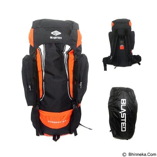 BLASTED Tas Carrier Adventure Camping - Orange (Merchant) - Tas Carrier / Rucksack