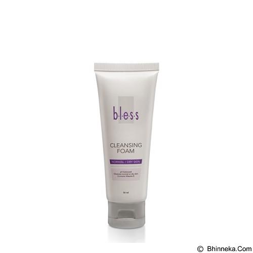 BLESS Cleansing Foam 50 ml [Merchant] - Sabun Wajah