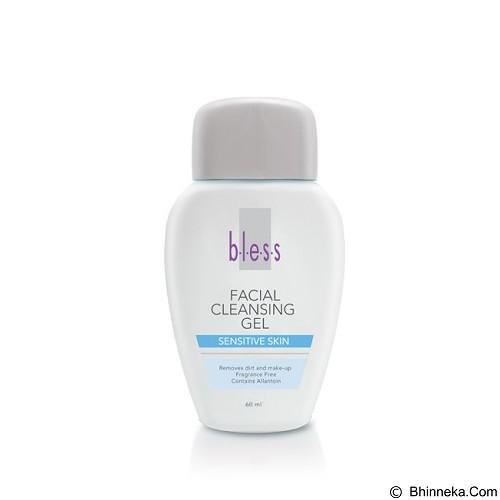 BLESS Facial Cleansing Gel [Merchant] - Perawatan Wajah Sensitif