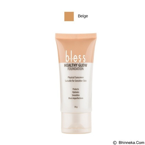 BLESS Healthy Glow Foundation - Beige [Merchant] - Face Foundation