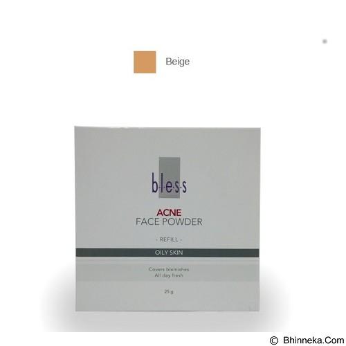 BLESS Refill Acne Face Powder - Beige [Merchant] - Face Foundation