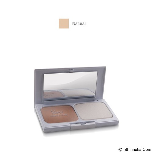 BLESS Refill Powder Foundation - Natural [Merchant] - Face Foundation