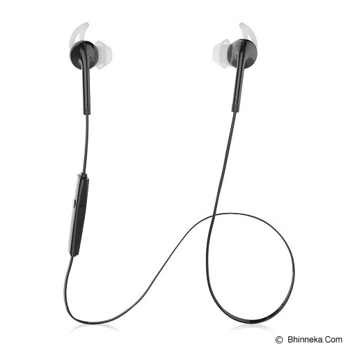 BLUEDIO Earphone Bluetooth S3 - Black - Headset Bluetooth