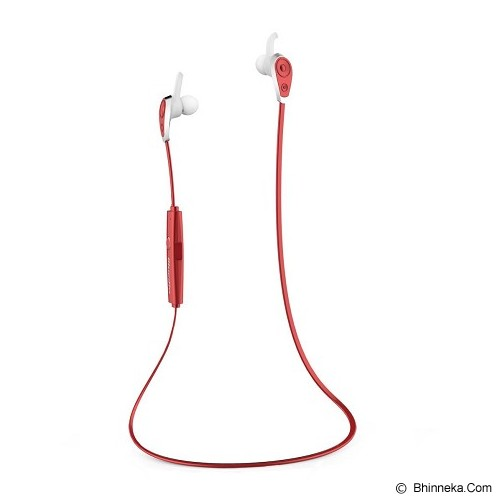 BLUEDIO Headset Bluetooth N1 - Red - Headset Bluetooth