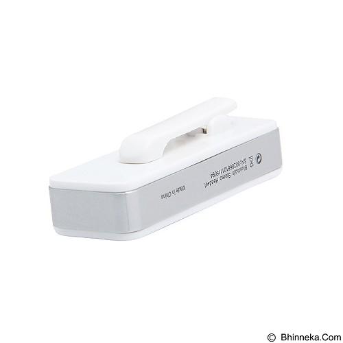 BLUEDIO Original Bluedio Bluetooth Earphone I4 - White - Headset Bluetooth