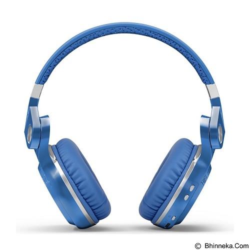 BLUEDIO T2+ Turbine Hurricane - Blue (Merchant) - Headset Bluetooth