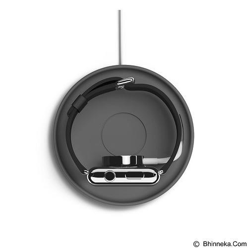 BLUELOUNGE Kosta Tempat untuk Charge Apple iWatch [KA-DRG -8886466091408] - Dark Grey (Merchant) - Gadget Cable Holder