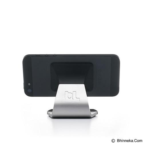 BLUELOUNGE Milo Stand Smartphone dengan Micro-Suction [MO-AL-BL-736211530974] - Black (Merchant) - Gadget Cable Holder