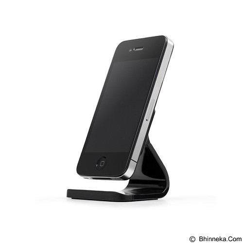 BLUELOUNGE Milo Stand Smartphone dengan Micro-Suction [MO-BL-736211527875] - Black (Merchant) - Gadget Docking