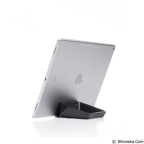 BLUELOUNGE Nest Kotak Stand Tablet dengan Wadah Penyimpan Barang Kecil [NS-BL-8886466091163] - Black (Merchant) - Gadget Docking