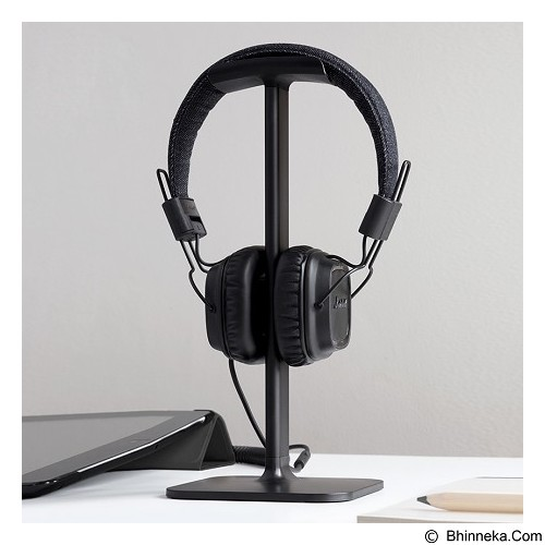 BLUELOUNGE Posto Stand Penyangga Headphone [WJC15151] - Black (Merhant) - Headphone Stand & Case