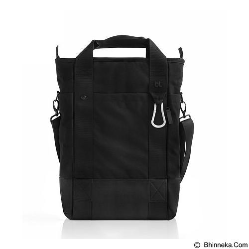 BLUELOUNGE Tas Tote Anti Air Size Medium [US-LT-03-8886466090920] - Black (Merchant) - Travel Shoulder Bag