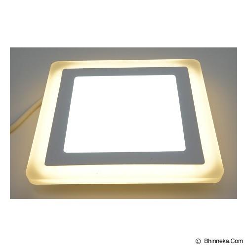 BLUEMAC Lampu LED Downlight [FSKS12W+Y4W] - Fitting Langit-Langit