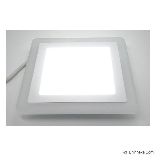 BLUEMAC Lampu LED Downlight [FSKS12W+Y4W] - Fitting Langit-Langit