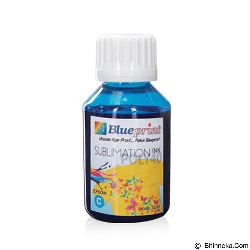BLUEPRINT Tinta Sublim Epson 100 ml - Cyan (Merchant) - Tinta Printer Refill