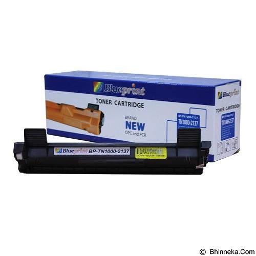 BLUEPRINT Toner Cartridge [ BP-TN1000-2137] - Black (Merchant) - Toner Printer Refill