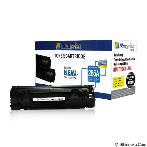 BLUEPRINT Toner Cartridge HP Laserjet [BP-HP85A] - Black (Merchant) - Tinta Printer Refill