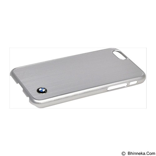 BMW Brushed Case for Apple iPhone 6 - Silver (Merchant) - Casing Handphone / Case