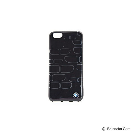 BMW TPU Case Kidney for Apple iPhone 6 - Black (Merchant) - Casing Handphone / Case