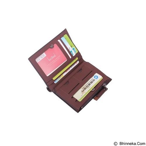 BOGESI Short Wallet [BGEVE] - Coffee (Merchant) - Dompet Pria