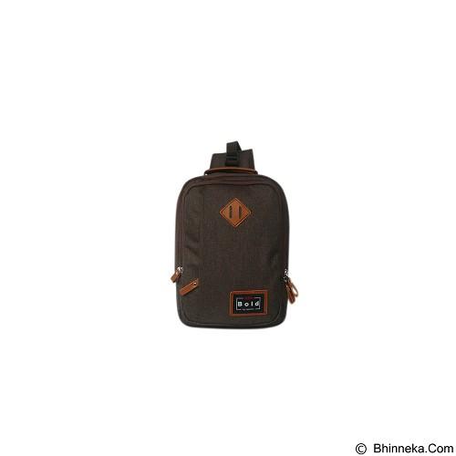 BOLD Tas Selempang Gaul [7022a] - Brown (Merchant) - Tas Punggung Sport/Backpack