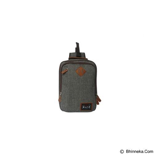 BOLD Tas Selempang Gaul [7022b] - Grey (Merchant) - Tas Punggung Sport/Backpack