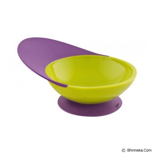 BOON Catch Bowl [BZ-610] - Green Purple - Perlengkapan Makan dan Minum Bayi