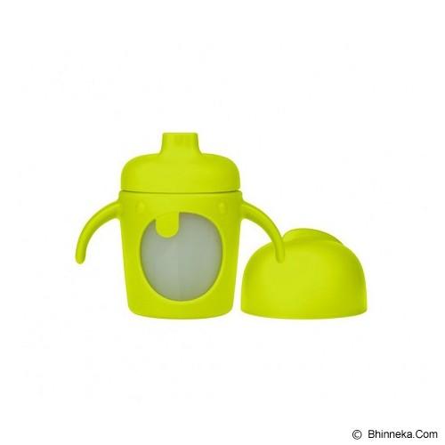 BOON Modster Sippy Cup 7oz [MSC] - Green - Perlengkapan Makan dan Minum Bayi