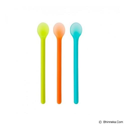 BOON Serve Weaning Spoon 3 Pack [SWP] - Perlengkapan Makan dan Minum Bayi