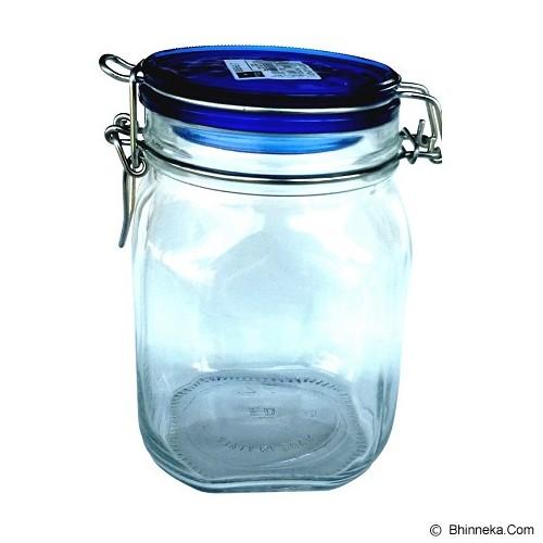 BORMIOLI Fido Blue Top Jar 100Cl [149530] - Toples