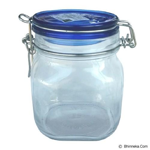 BORMIOLI Fido Blue Top Jar 75Cl [149520] - Toples