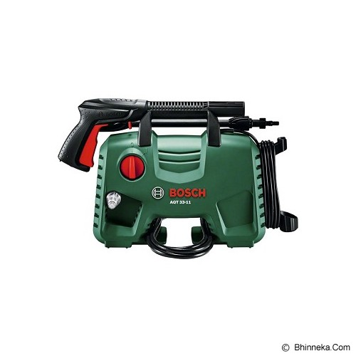 BOSCH High Pressure Cleaner [AQT 33-11] (Merchant) - Kompresor Air