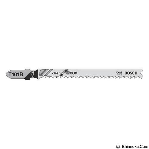 BOSCH Jigsaw Blades [2 608 630 030] - Gergaji Listrik