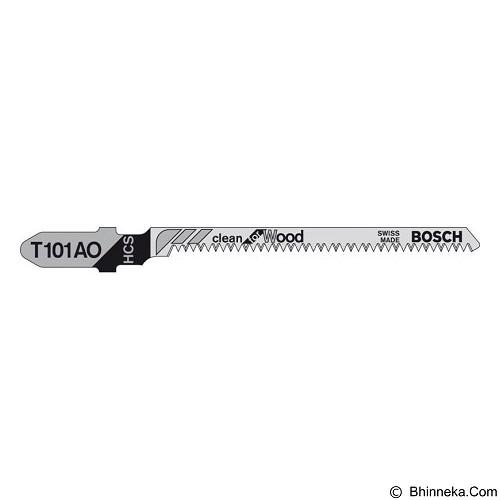 BOSCH Jigsaw Blades [2 608 630 031] - Gergaji Listrik