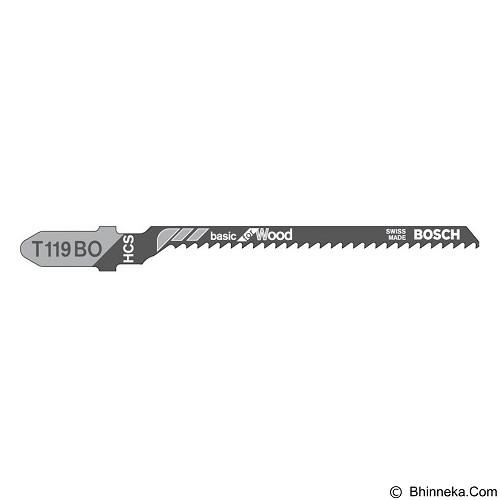 BOSCH Jigsaw Blades [2 608 630 310] - Gergaji Listrik