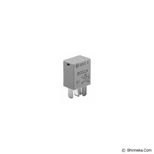 BOSCH Micro Relay Mobil 4 Terminal 12 Volt - Lampu Mobil
