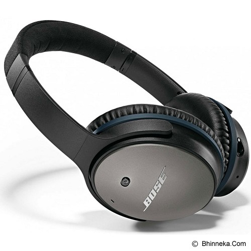 BOSE Headphone QuietComfort QC 25 - Black (Merchant) - Headphone Full Size