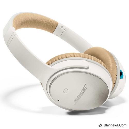 BOSE Headphone QuietComfort QC 25 - White (Merchant) - Headphone Full Size