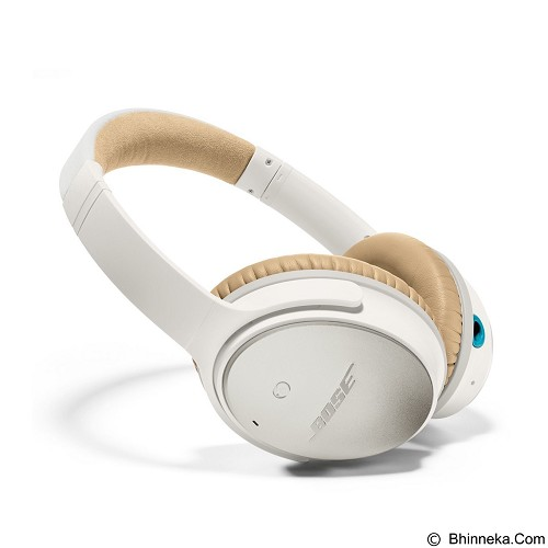 BOSE Headphone QuietComfort QC25 Samsung/Android Devices [HDPRA0118] - White - Headphone Full Size
