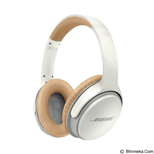 BOSE Headphone Soundlink Around Ear [HDPRA0128] - White - Headset Bluetooth