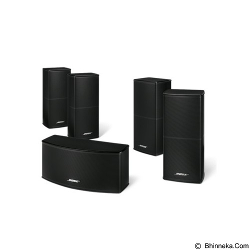 BOSE Lifestyle SoundTouch 525 Series II - Black - Speaker Computer Performance 5.1