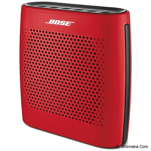 BOSE Soundlink Color Bluetooth Speaker - Red - Speaker Bluetooth & Wireless