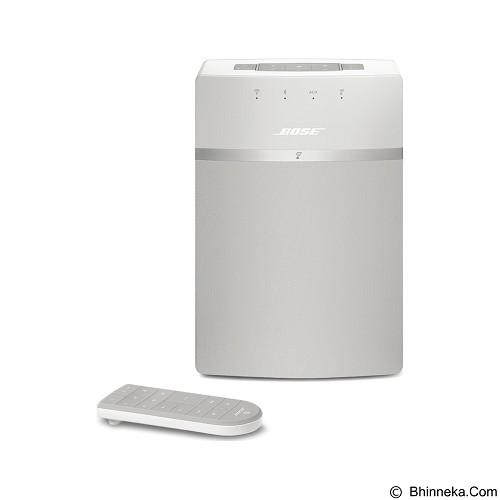 BOSE Soundtouch 10 Wireless Music System [MMPRA0083] - White - Speaker Computer Basic 1.0