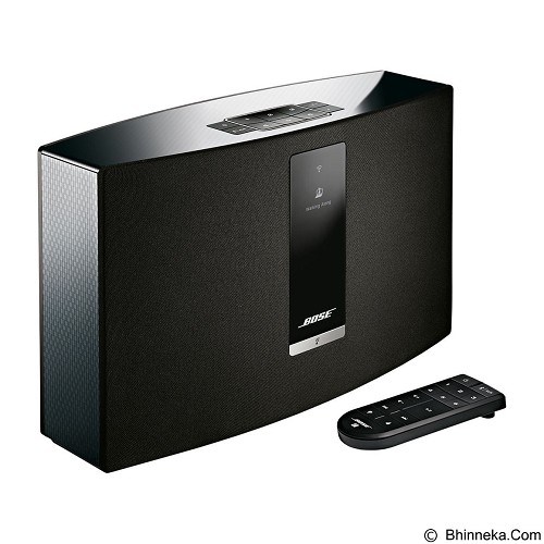 BOSE Soundtouch 20 Wireless Music System [MMPRA0080] - Black - Speaker Bluetooth & Wireless