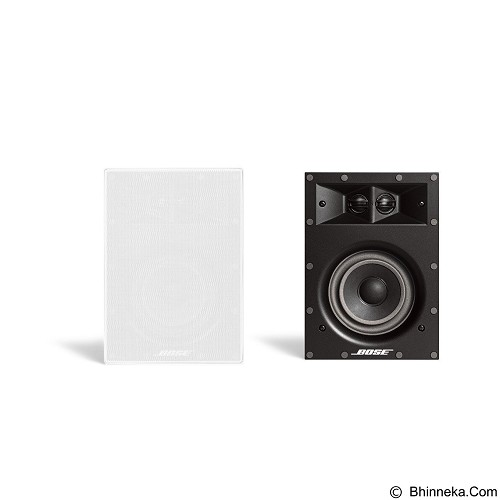 BOSE Virtually Invisible 691 in-wall Speaker [SPPRA0005] - White - Speaker Computer Basic 1.0