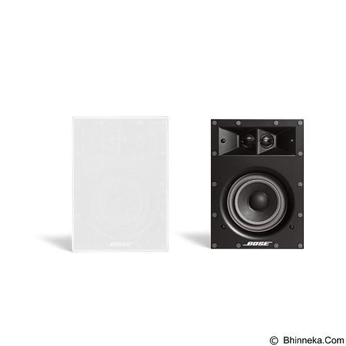 BOSE Virtually Invisible 691 in-wall Speaker [SPPRA0005] - White - Speaker Computer Basic 1.0