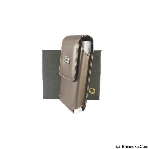 BOSS Pouch [FTP SH-29] - Brown - Sarung Handphone / Pouch
