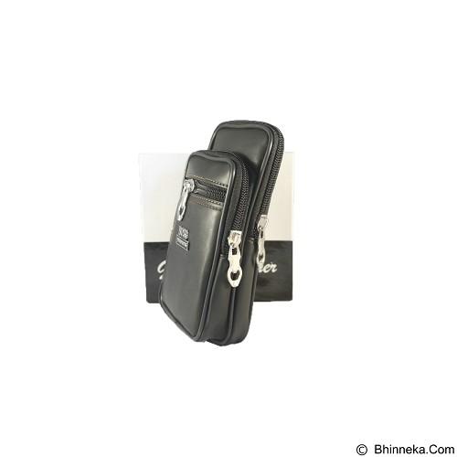 BOSS Pouch [FTP SH-31] - Black - Sarung Handphone / Pouch