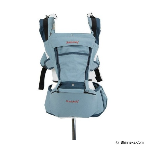 BOTH BABY Hipseat Carrier [BB1] - Blue Sky - Carrier And Sling